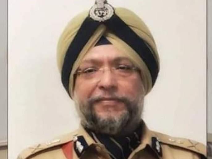 ATS chief Jayjit Singh is the new police commissioner of Thane   एटीएस प्रमुख जयजीत सिंह ठाण्याचे नवे पोलीस आयुक्त