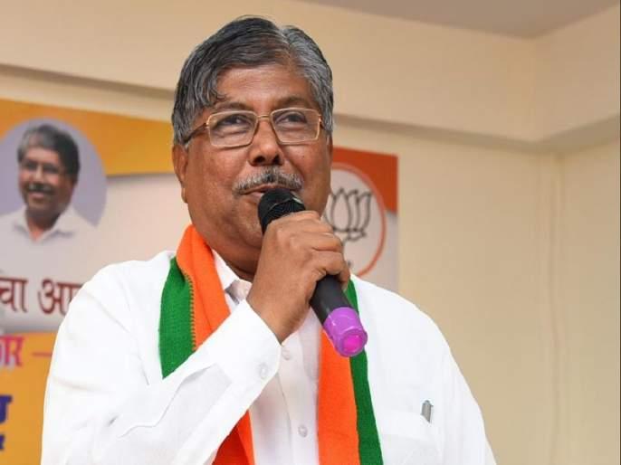 Maharashtra Government: Unable to establish power in maharashtra without BJP: Chandrakant Patil | Maharashtra Government:'भाजपा नं. १... आमच्याशिवाय सरकार बनू शकणार नाही'; चंद्रकांतदादांचाही इरादा पक्का