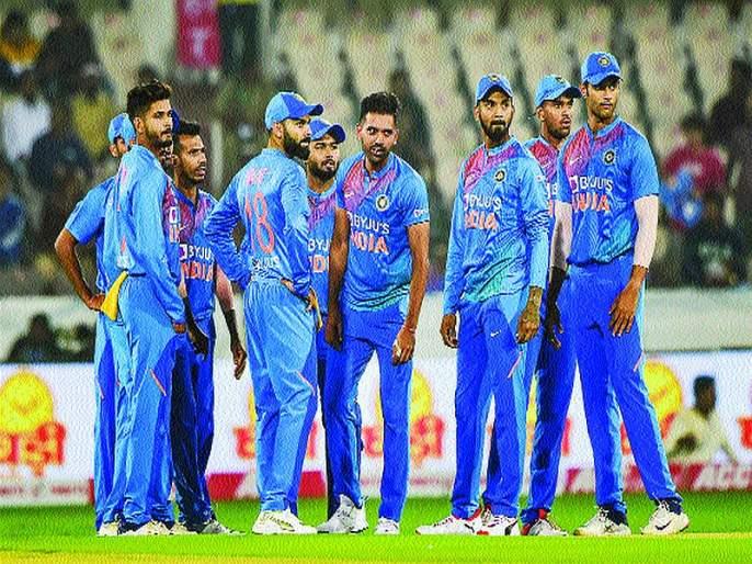 The leading batsmen played the series   आघाडीच्या फलंदाजांनी गाजवली मालिका