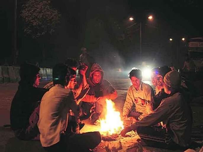 Though it is mid-December, Maharashtra is waiting for the cold wave to rise | डिसेंबर मध्यावर आला तरी महाराष्ट्र थंडीचा कडाका वाढण्याच्या प्रतीक्षेत