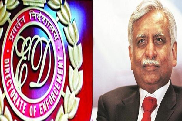 ED raids on Jet Airways founder Naresh Goyal's homes in Delhi, Mumbai | जेट एअरवेजचे संस्थापक नरेश गोयल यांच्या दिल्ली, मुंबईतील घरांवर ईडीचे छापे