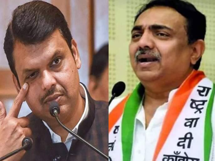 devendra fadnavis will face defeat if he contests the elections says jayant patil | फडणवीसांनी निवडणूक लढवली तर महाविकास आघाडीकडून पराभूत होतील; जयंत पाटील यांचा टोला