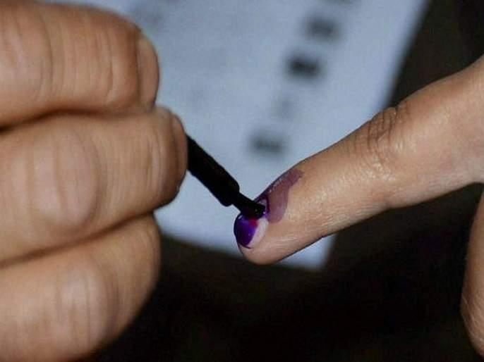 Maharashtra Election 2019: Voting is peaceful in Sudhagad taluka; 60 percent voting   सुधागड तालुक्यात मतदान शांततेत; ६० टक्के मतदान