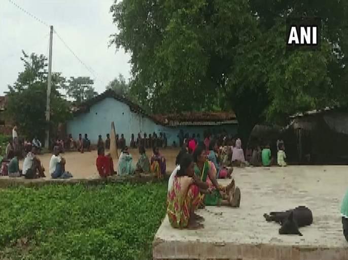 jharkhand gumala four people beating and murder in suspicion of witchcraft | धक्कादायक! अंधश्रद्धेतून 4 जणांची बेदम मारहाण करून हत्या