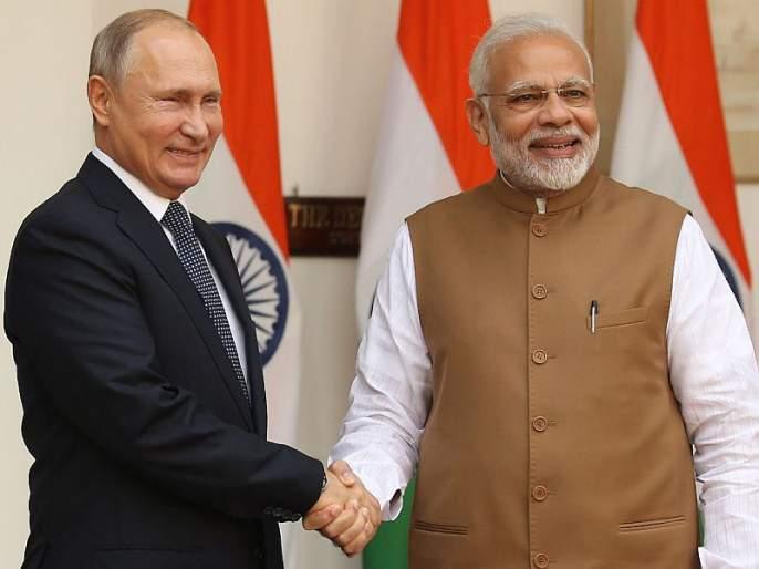 narendra modi spoke with russian president vladimir putin amid coronavirus crisis sna | Coronavirus : पंतप्रधान मोदी आणि राष्ट्रपती पुतीन यांच्यात महत्वपूर्ण चर्चा, फोनवरून साधला संवाद