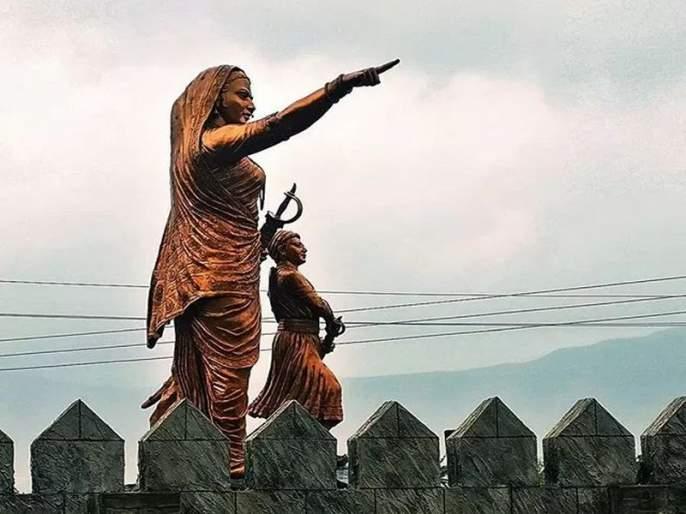 incredible contribution of jijau in chatrapati shivaji maharajs life   जिजाऊ... पोटचा गोळा स्वराज्याला अर्पण करणारी माता