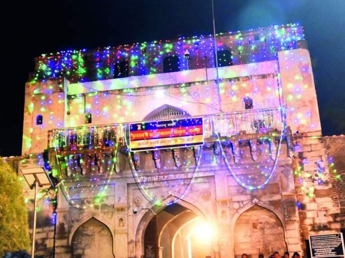 Jijau Janmotsav celebrations on 12th January at Sindhhed King; Lakhs of Jijau devotees will be present | सिंदखेड राजात १२ जानेवारी रोजी मॉ जिजाऊ जन्मोत्सव सोहळा; लाखो जिजाऊ भक्तांची राहणार उपस्थिती