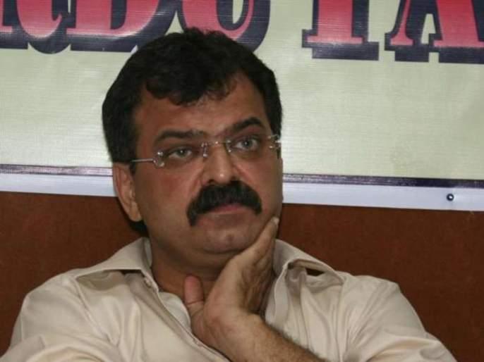 Shinde's refusal to work with Jitendra Awhad | जितेंद्र आव्हाडांसोबत काम करण्यास काँग्रेसच्या शिंदेंचा नकार