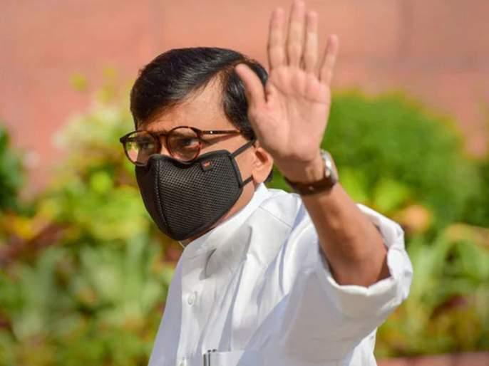 BJP leader Nitesh Rane has claimed that the relatives of Shiv Sena leader Sanjay Raut also received ED notices | संजय राऊतांच्या नातेवाईकांनाही ईडीच्या नोटिसा; भाजपा नेत्याचा खळबळजनक दावा
