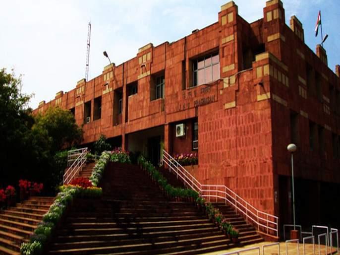 Hundreds of students broke into my home, confined my wife: JNU vice-chancellor | जेएनयूत विद्यार्थ्यांचा गोंधळ, पत्नीला घरात कैद केल्याचा कुलगुरूंचा आरोप