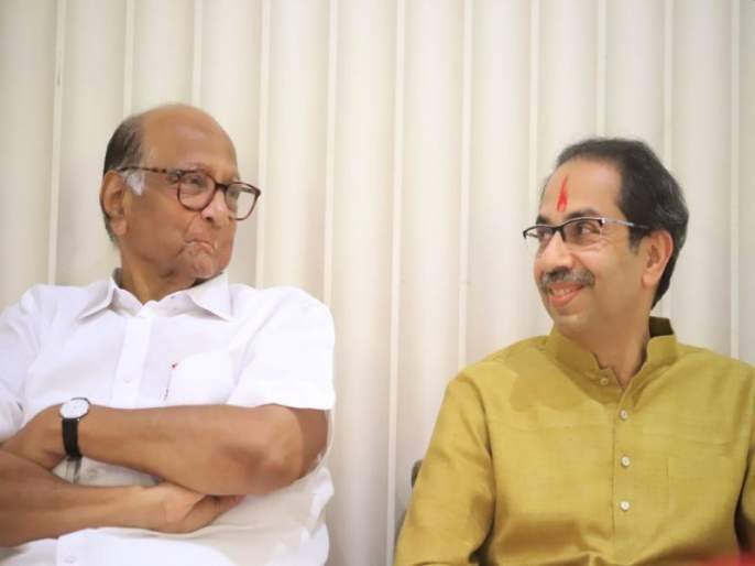The NCP has decided to expel Chandrasekhar Bhoyar from Amravati   राष्ट्रवादीने 'त्या' बंडखोर नेत्याची केली पक्षातून हकालपट्टी; शिवसेनेला मिळणार दिलासा