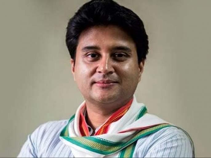jyotiraditya scindia will give big blow to congress vrd | ज्योतिरादित्य शिंदे दिल्लीतून भोपाळमध्ये परतणार; मध्य प्रदेश काँग्रेसची डोकेदुखी वाढणार?