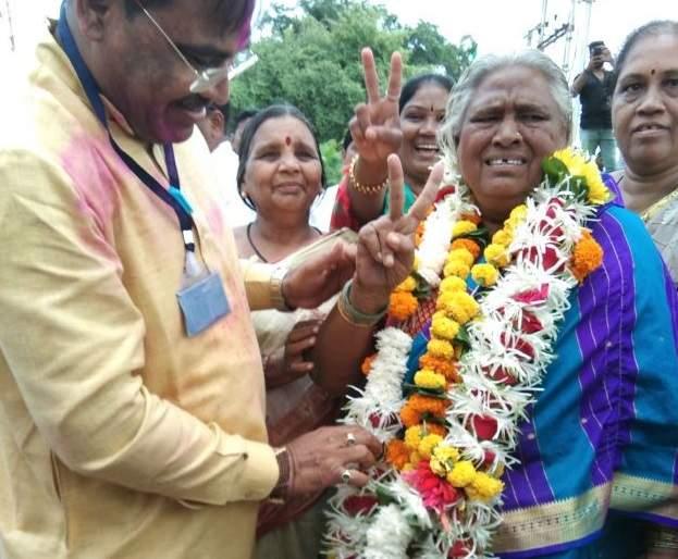 Maharashtra vidhan sabha election Results 2019; Chandrapur Election Results, Kishor Jorgewar   चंद्रपूर निवडणूक निकाल; कष्टाची झाली फुले