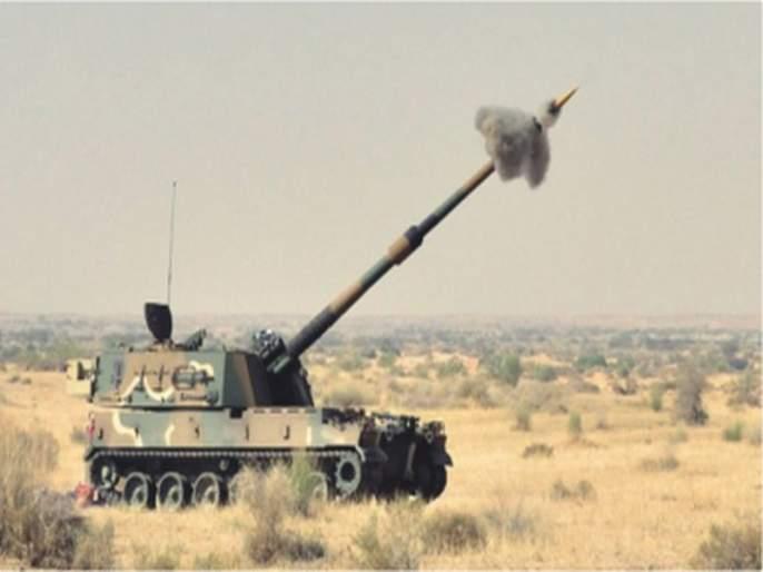 K9 Vajra, M777 howitzers to be inducted on Friday, Nirmala Sitharaman to attend event   भारतीय लष्कराचे सामर्थ्य वाढणार!; दोन अत्याधुनिक तोफांचा सैन्यदलात समावेश