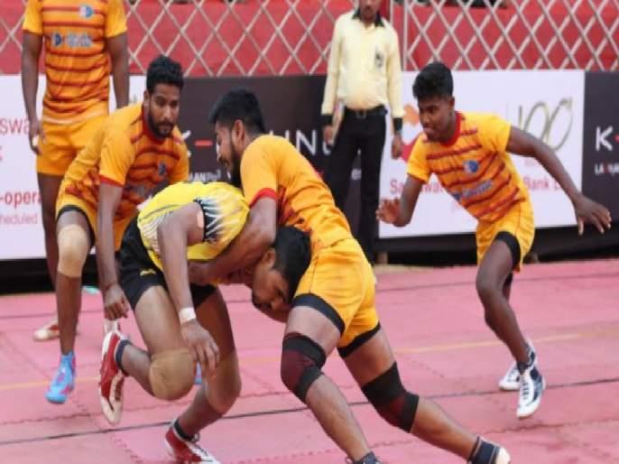 Mumbai Kabaddi: Jai Duttguru Sports Board enter semi-final | मुंबई कबड्डी :जय दत्तगुरु क्रीडा मंडळ उपांत्य फेरीत दाखल