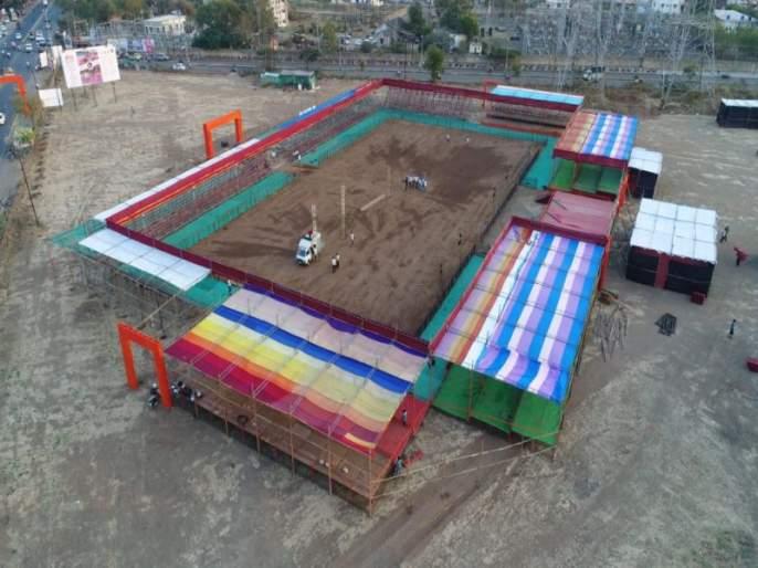 state kabaddi tournament start from today at nashik | स्टार खेळाडूंच्या अनुपस्थितीत नाशिकमध्ये आजपासून रंगणार राज्य कबड्डीचा थरार!