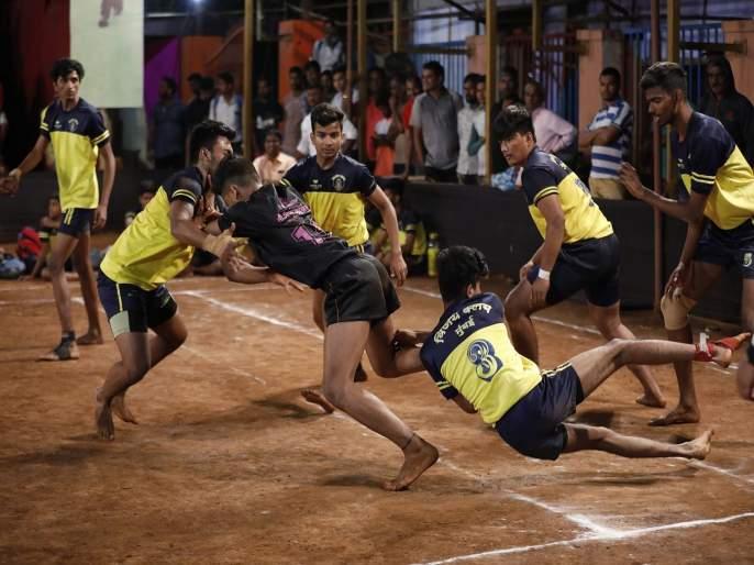 Kabaddi: Siddhiaprabha, Durgamata, Vikas, Vijay in the semi-finals | कुमार गट कबड्डी : सिद्धीप्रभा, दुर्गामाता, विकास, विजय उपांत्य फेरीत दाखल