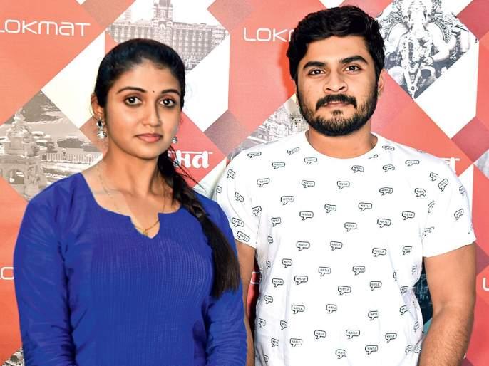 Love and Politics's unique love story 'Kagar' !! | प्रेम आणि राजकारणाचीअनोखी लव्हस्टोरी 'कागर'!!