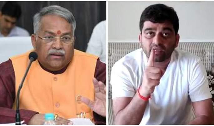 lok sabha election 2019 Harsh Vardhan Jadhav | मॅच कुणीही जिंको ; मैन ऑफ़ द मॅच मीच आहे : हर्षवर्धन जाधव