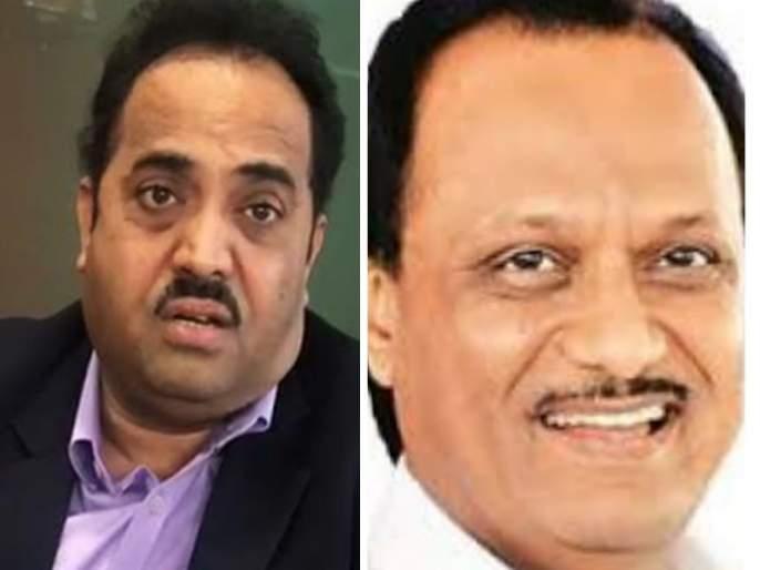 CM used me ; alligation by MP Sanjay Kakde after meeting Ajit Pawar | भाऊ मानलेल्या मुख्यमंत्र्यांनीच लाथाडलं, संजय काकडेंची खंत ; घेतली अजित पवारांची भेट
