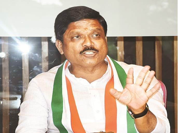 Maharashtra Election 2019 : Vision solves problems of agriculture, industry: Kalyan Kale | Maharashtra Election 2019 : व्हिजन असल्यामुळेच शेती, उद्योगांच्या समस्या सोडविल्या : कल्याण काळे