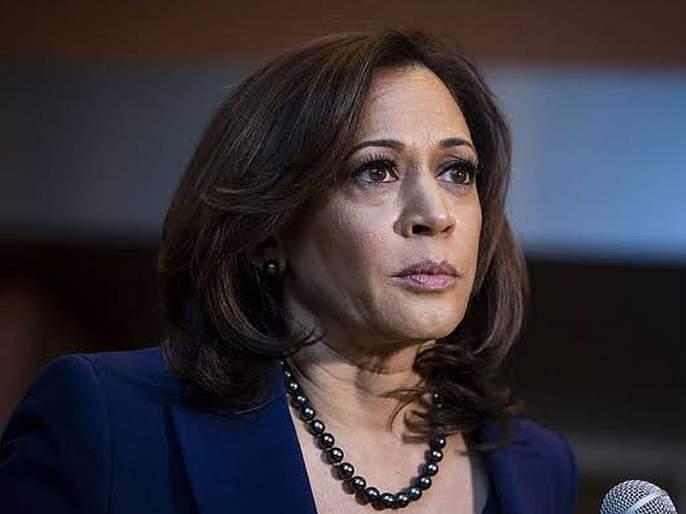 Harris withdraws from US presidential race | अमेरिकी राष्ट्राध्यक्षपदाच्या शर्यतीतून कमला हॅरिस यांची माघार