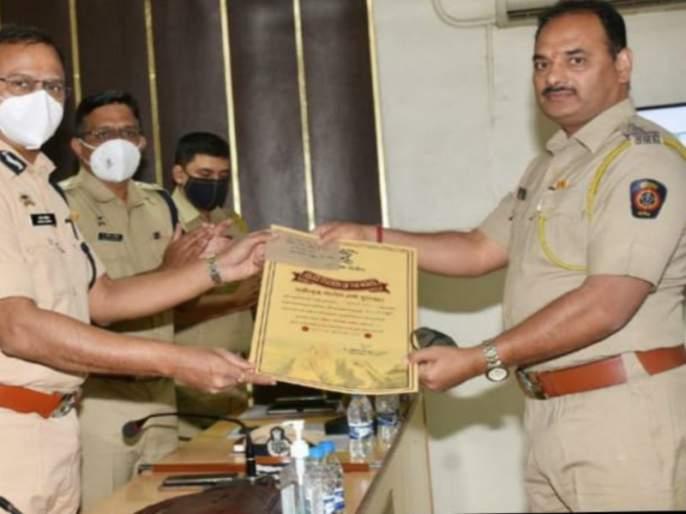 Police Station of the Month Award to Baramati Police Station | बारामती पोलीस ठाण्याला 'पोलीस स्टेशन ऑफ द मंथ' पुरस्कार