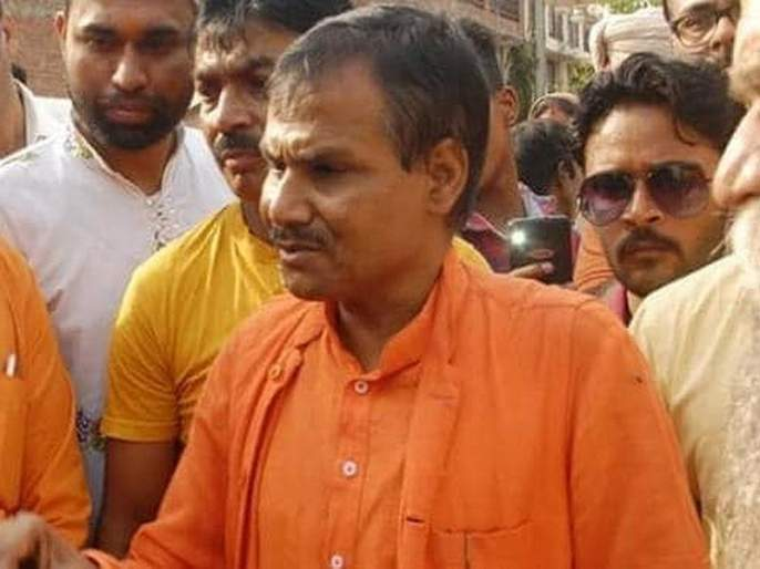Hindu Mahasabha leader Kamlesh Tiwari shot dead in Lucknow   हिंदू महासभेचे नेते कमलेश तिवारींची हत्या, लखनऊमध्ये तणावाचे वातावरण