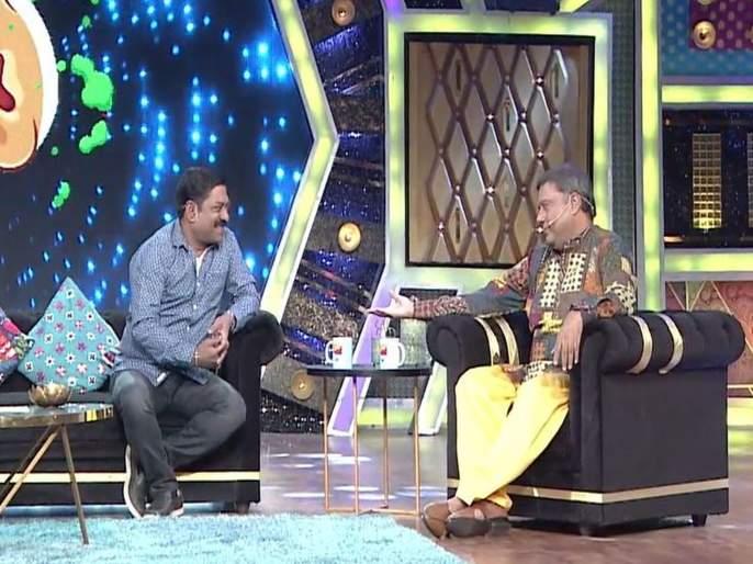 The audience got a lot of love because of 'All the Best' - Sanjay Narvekar | 'ऑल द बेस्ट'मुळे प्रेक्षकांचे भरभरून प्रेम मिळाले - संजय नार्वेकर