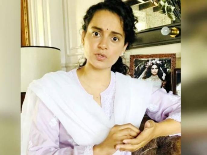 "kangana ranaut lashes out on saif ali khan bollywood amazon prime tandav says intentionally puts these scenes they should be imprisoned or torture | 'तांडव' वेब सीरिजवरून कंगनाचा संताप; म्हणाली, ""जाणूनबुजून ती दृश्य टाकली, तुरुंगात टाका"""