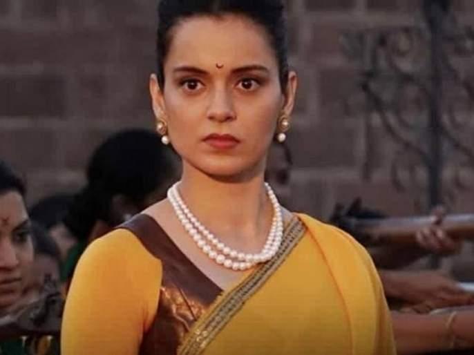 maharashtra Karni Sena Warns Kangana Ranaut   '...अन्यथा कंगनाच्या सिनेमाचे सेट जाळून टाकू', करणी सेनेचा इशारा