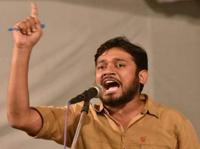 bihar : kanhaiya Kumar attacks on giriraj singh | इतरांना पाकिस्तानला पाठवणारे बेगुसरायचे नाव ऐकताच दु:खी झाले, कन्हैया कुमारचा गिरिराज सिंहाना टोला