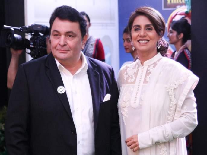 7 months after Rishi Kapoor's death, Neetu started shooting, emotional memories of her husband | ऋषी कपूर यांच्या निधनाच्या ७ महिन्यानंतर नीतू यांनी सुरू केले शूटिंग, पतीच्या आठवणीत झाल्या इमोशनल