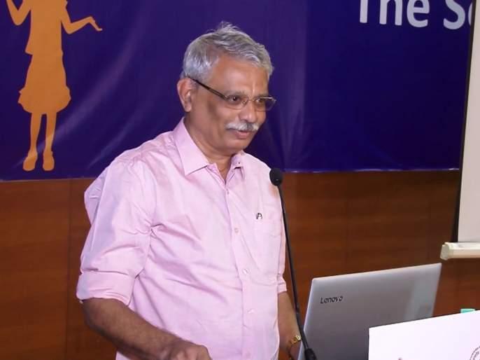 Marathi vishwakosh office in wai: Karambelkar | मराठी विश्वकोश कार्यालय वाईतच : करंबेळकर