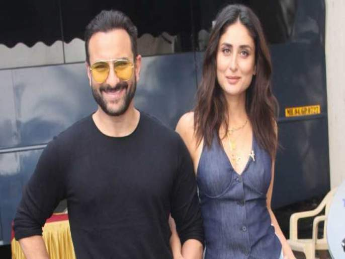 Kareena kapoor told how Saif Ali Khan reacted on hearing second pregnancy news | करिनाने सांगितलं, दुसऱ्यांदा प्रेग्नन्सीची बातमी ऐकल्यावर काय होती सैफची रिअॅक्शन!