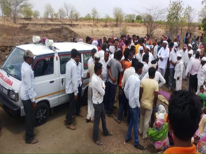 Three-thirds of the water-related problems took place in Karjat | पाणीटंचाईने घेतला तिघी माय-लेकींचा बळी : कर्जतमध्ये शेततळ्यात बुडून मृत्यू