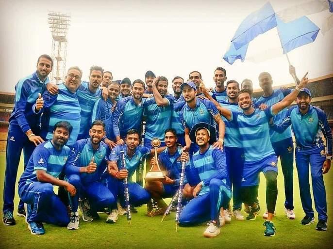 Karnataka create Indian record with 15th T20 win in a row; break Kolkata Knight Riders record | कर्नाटक संघाने ट्वेंटी-20 क्रिकेटमध्ये रचला इतिहास; मोडला KKRचा पाच वर्षांपूर्वीचा विक्रम