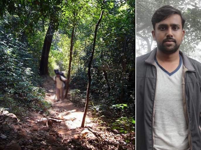 Bruised battered bengaluru techie survives trekking ordeal in karnataka forest for two nights | वाट चुकल्यानं दोन दिवस जंगलात अडकला इंजिनीयर; 'असा' सापडला मार्ग