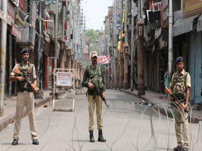 Restrictions in Kashmir: 'Answer every question' | काश्मीरमधील निर्बंध: 'प्रत्येक प्रश्नाचे उत्तर द्या'