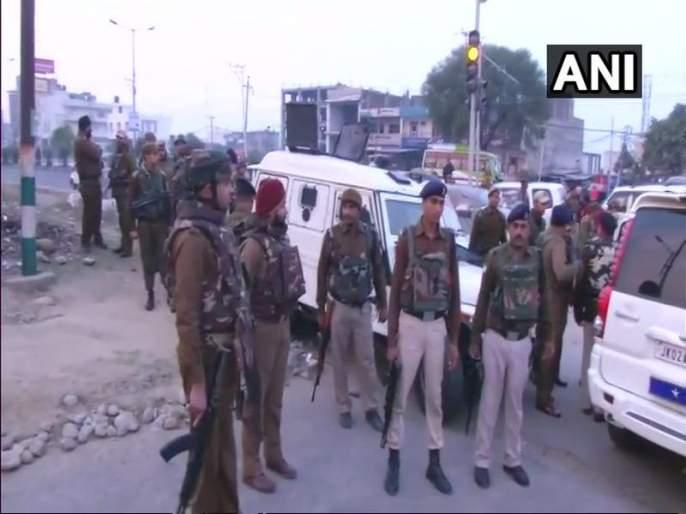20 airlifted from Jammu and Kashmir to Agra Jail   २० जणांचीजम्मू काश्मीरमधून आग्रा जेलमध्ये रवानगी