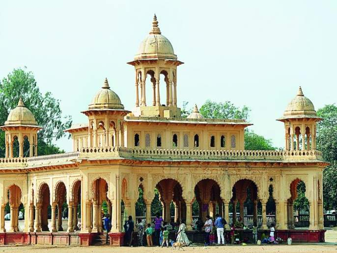 Kasturchand Park gets Rs 50 lakh: Information in High Court | कस्तूरचंद पार्कला मिळाले ५० लाख रुपये: हायकोर्टात माहिती