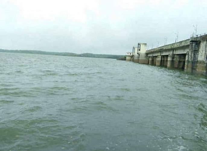 Water supply in Katepurna Dam will 120 days!   काटेपूर्णा धरणातील जलसाठा पुरणार १२० दिवस!