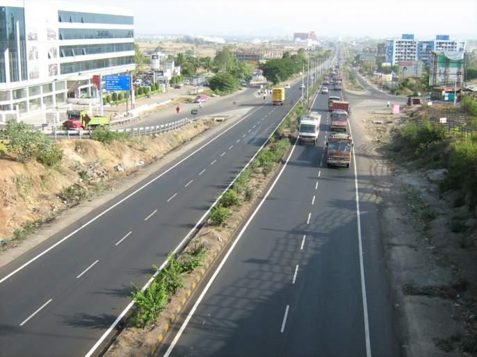 Katraj - Dehuroad bypassing of six lanes : 223.46 crores sanctioned | कात्रज - देहूरोड बायपास होणार सहा पदरी : २२३.४६ कोटी निधी मंजूर