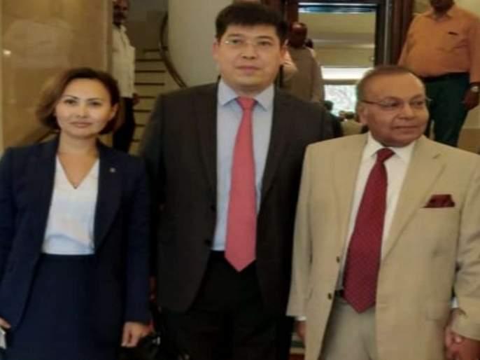 India's trade with kazakhstan this year will be 1.5 crore $ | भारत-कझाकिस्तानमधील व्यापार यंदा १.५ कोटी डॉलर्स होणार