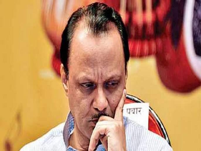 NCP should decide on Ajit Pawar says Congress Balasaheb Thorat   'अजित पवारांबद्दल राष्ट्रवादीने निर्णय घ्यावा'