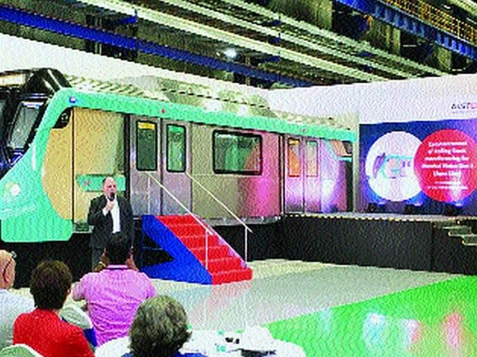Andhra Pradesh to build eight metro ; Filed on November 2020   आंध्र प्रदेशात आठ डब्यांच्या ३१ मेट्रो बांधणार;नोव्हेंबर २०२० पर्यंत होणार दाखल
