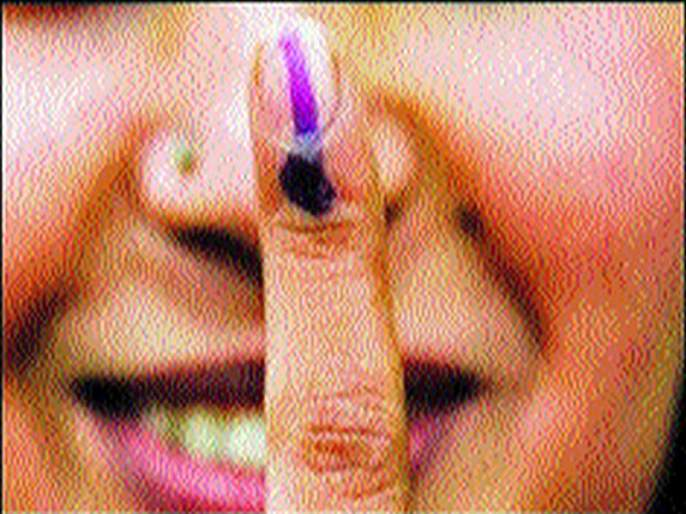 Women welcome the message of environmental protection | Maharashtra Election 2019: पर्यावरण संवर्धनाचा संदेश देत होणार महिलांचे स्वागत