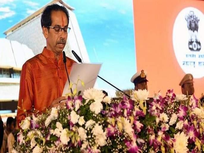 Chief Minister Uddhav Thackeray's oath-taking ceremony By right rule; BMC Information given to the High Court   मुख्यमंत्री उद्धव ठाकरे यांचा शपथविधी सोहळा नियमानुसार;उच्च न्यायालयाला दिली माहिती