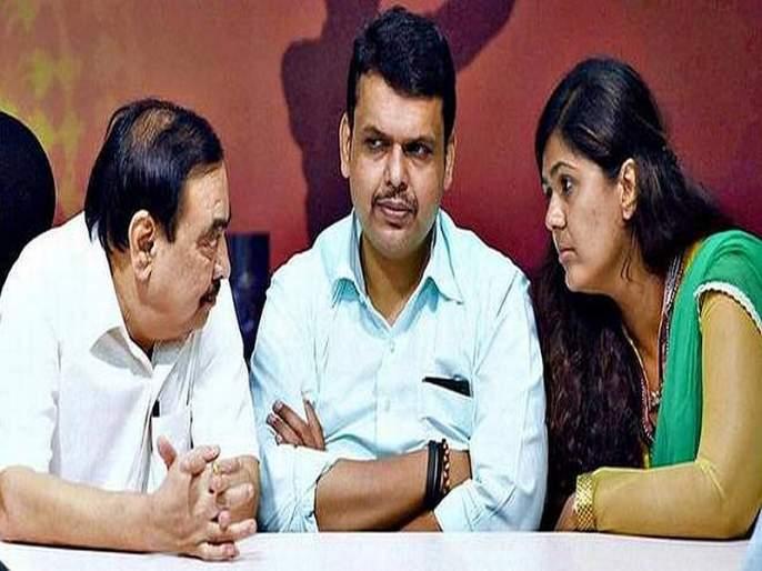 The 'rebel' in the BJP   भाजपमधील 'बंडा'ळी