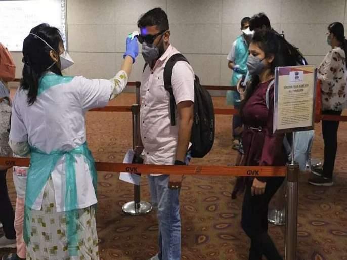 Health Minister Rajesh Tope said that the Quarantined people will be stamp on their hands like election ink mac | Coronavirus: आता हातावर मारणार निळ्या शाईचे शिक्के; राज्य सरकारचा निर्णय